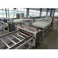 Quality 2 million sqm Fully Automatic Double Side PVC Lamination Machine Gypsum Board for sale