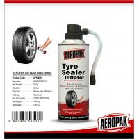Quality Anti Rust Tubeless Tire Repair Sealant No Damage To Fill Punctured Tire for sale