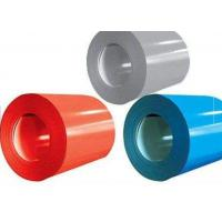 China CGCC Prepainted Galvanized Steel Coil PPGI / PPGL Coils CGCC In Various Size on sale