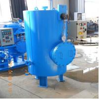 China Water Treatment Plant Pressure Water Tank / Heating Hot Water Tank for Sale on sale