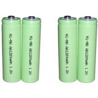Quality NIMH   1.2V AA 1200mAh NIMH Rechargeable Battery for sale