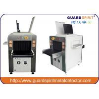 Quality Small Tunnel X-ray Airport Bag Scanner , Luggage Screening Machine For Security for sale