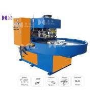 Quality 3500 Times / 8H Welding Cutting Machine Auto Rotated Table For PVC Blister Packing for sale