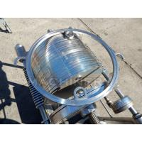 Quality Stainless Steel Sanitary Beverage Plate and Frame Filter for sale