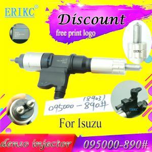 Diesel common rail injector 095000-8901, Isuzu denso nozzle injector 0950008901, spray nozzle gun 095000 8901