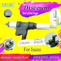 Buy Diesel common rail injector 095000-8901, Isuzu denso nozzle injector 0950008901, spray nozzle gun 095000 8901 at wholesale prices