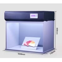Buy T90-7 adjust illumination LED light box for camera calibration with D65, A, D50, at wholesale prices