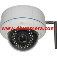 Quality DLX-WFD20 1920x1080P 2Mp Indoor Wireless WI-FI IP 30pieces LEDs IR Dome Camera 1080P 2Mp Indoor IP IR Dome Camera for sale