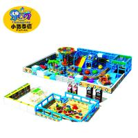 Buy Factory direct sales commercial kids soft indoor playground equipment at wholesale prices