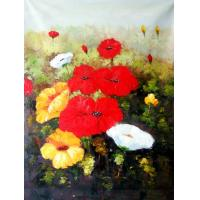 Quality 2012 new flower painting fashion painting for sale