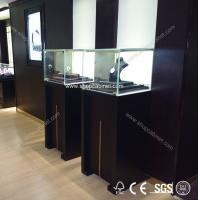 Quality Acrylic T-bar used jewelry showcases for sale