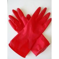 China rubber gloves long cuff household latex gloves car gloves washing gloves on sale