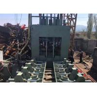 Quality Scrap metal recycling steel cut automatic gantry shear machine for sale