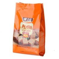 Quality Custom Printing Food Packaging Plastic Bags For Cookie / Nut for sale