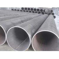 Quality 16 X 60 X 70 Galvanized Steel Pipe , LSAW Spiral Welded Steel Pipe For Petroleum for sale