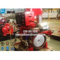 Quality FM Approval Europ Holland Original DeMaas Brand Fire Pump Diesel Engine Used In The firefighting for sale