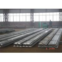 Quality Light Railway Track Material Steel 18kg/M Weigh Scientific Design JH40 for sale