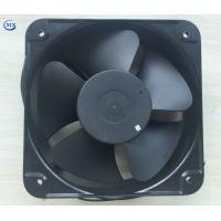 Quality brushless axial ac motor with 220V size of 200 * 200 * 60mm industrial electronic fan for air cooler for sale