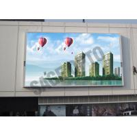 IP 67 P15 DIP346 Advertising LED Display Screen Front Access Maintance
