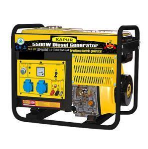 Quality Diesel Generator Kdg5000 (3)CL(E) for sale