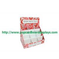 China Cardboard Counter Display Brochure Holder And Cardboard Advertising Display on sale