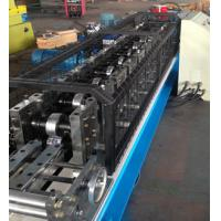 Buy 380V Voltage CZ Purlin Roll Forming Machine / Metal Roofing Forming Machine at wholesale prices