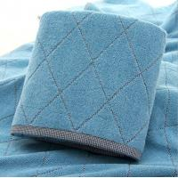 Quality Hotel Soft Cotton Bath Towels No Bad Smell And Strong Color Fastness for sale