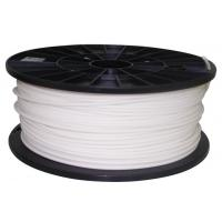 Quality 3D printer filament PLA 1.75mm 1kg White for sale