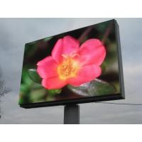 Quality DIP346 Fixed Square Outdoor Full Color LED Display Signs P10 1R1G1B For Events for sale