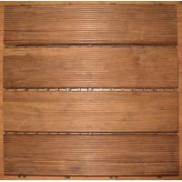 Buy cheap Outdoor Bamboo deck tiles from wholesalers