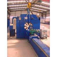 Quality Light Pole Shut-Welding Machine for circle and polygon pole / tube 14000mm length for sale