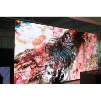 Buy cheap Advertising outdoor P4.81 led Display Screens Outdoor Led Video Wall 1100cd/㎡ from wholesalers