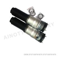 Quality Rear Air Suspension Strut For BMW F02 F01 37126791675 37126791676 Left Right Air Bellow Suspension Shock for sale