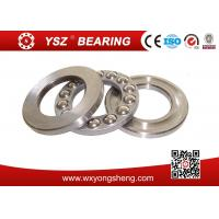 Quality High Speed Thrust Ball Bearing with Flat Seats , F3-8M F4-9M F4-10M F5-10M for sale