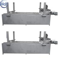 Quality Fried Tofu Industrial Food Processing Equipment , High Capacity Food Industry Equipment for sale