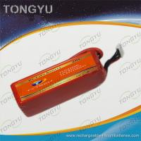 Quality Long Cycle Life 14.8V 2250mAh RC Battery Pack For Cars , Boats , Helis for sale