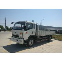 Quality 4*2 SINOTRUK HOWO 5-10t Light Duty Trucks With 4.2t Rear Axle EURO 2 Emission for sale
