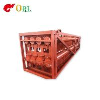 Quality CFB Heat Exchanger Boiler Ionic , Boiler Header ORL Power ASTM Certification for sale