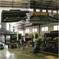 Quality 25KW High Accuracy Reel To Sheet Cutting Machine CE Servo Driven for sale