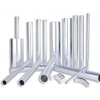 Quality Extrude 6061 Aluminum Pipe Temper 6 Round Shape 180Mpa Tensile Strength for sale