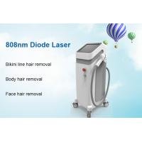 Quality Professional Vertical Beauty Machine 808 Diode Laser Hair Removal For Women Or Man for sale