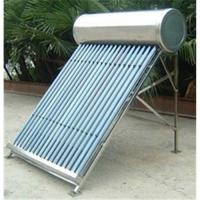 Quality Supply Non pressure solar water heater for sale