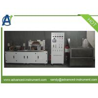 Quality Cable Fire Resistance with Mechanical Shock and Water Spray Test Equipment BS6387 for sale