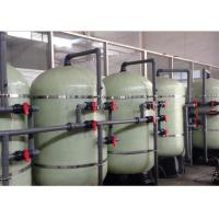 Buy cheap Automatic / Manual Ion Exchange Equipment Water Softened Filter from wholesalers
