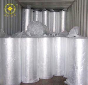 Quality House aluminum foil bubble thermal wrap insulation/silver foil bubble for sale