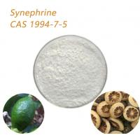 Quality 100% Natural Citrus Aurantium Extract Synephrine Off - White Powder Used In Food for sale