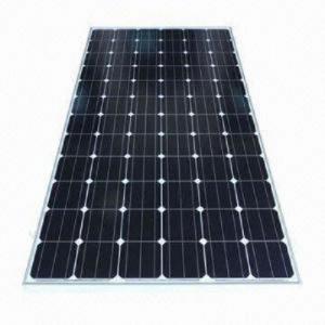 Quality Roof Power System Monocrystalline Solar Module / Silicon Solar PV Module 310 Watt for sale