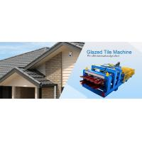 China double metal roof machines on sale