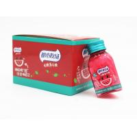 Buy cheap Bottle Pack 21.8g Miss RED Watermelon FlavorSugar Free Mint Candy Lovely from wholesalers