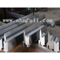Buy Bending Steel Plates Press Brake Tooling With High Efficiency at wholesale prices